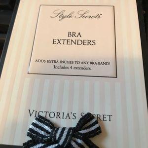 Victoria's Secret Bra Extenders